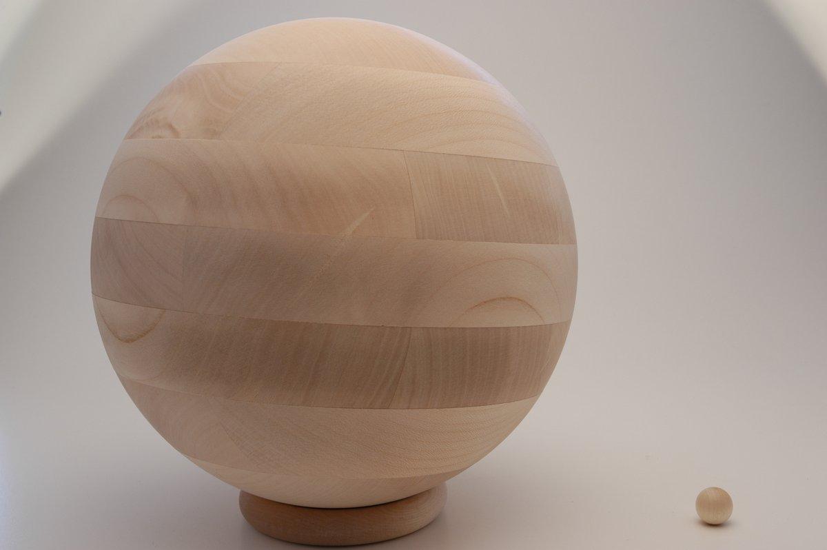 Holzkugeln Ahornholz