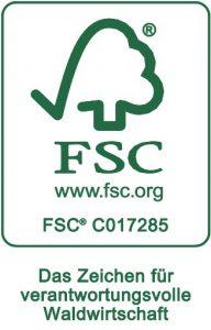 FSC promo HIS hoch